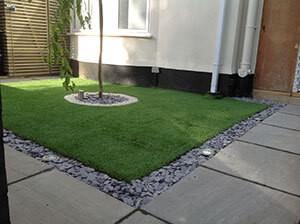 Artificial grass installers Essex