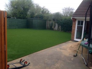 Artificial Grass Installers Garden