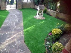 Artificial Grass Installers Garden