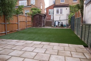 Artificial Grass Installed