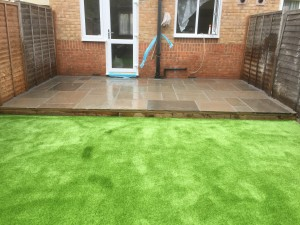Artifical grass in enfield