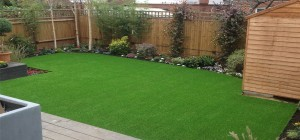 Artificial Turf Installed
