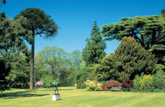 Somerleyton Hall and Gardens